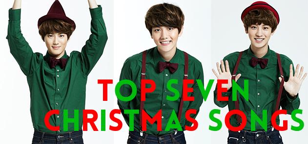 Top Seven Christmas Songs – That Soju Life